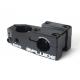 Potence Bmx FLUIDE Pulse Pro 49/57mm Noir -50%