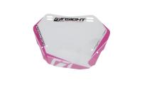Plaque bmx INSIGHT Vision Pro Rose -50%