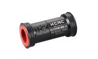 Boitier/Adaptateur KCNC PRESSFIT BB86 (axe de 24mm type Shimano)