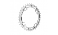 Plateau DH E*THIRTEEN E13 GUIDE RING 104mm 36 dents -70% Argent