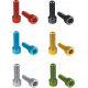 2 Vis Alu. de porte-bidon KCNC BOTTLE CAGE SCREW -20%