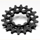 Pignon Singlespeed ABSOLUTE BLACK Cog / style XX1 / Narrow Wide