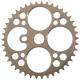 Plateau / Couronne BMX RENTHAL 25t