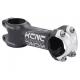 Potence KCNC SC WING 31,8mm 5° Noir 80/90/100mm -40%