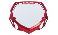 Plaque bmx BOX Phase 1...