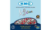 Chaine KMC X9 9 vitesses...