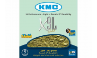 Chaine KMC X9L Gold 9...