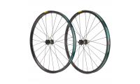"""Paire de roues MAVIC XA Elite Carbon 29"""" Disc (15x100mm / 12x142mm)"""