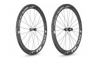 Paire de roues DT SWISS R55 SPLINE T Carbon Boyau (9x100mm / 9x135mm)