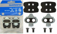 Cales + Inserts SHIMANO SPD...