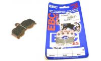 Plaquettes EBC GREEN 300...